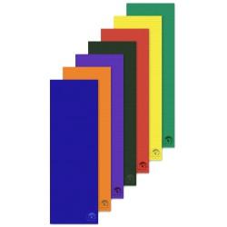 YogaMat 180 x 60 x 0,5 cm - s otvory k zavěšení