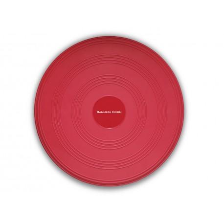 Bamusta Coxim - hladká balanční podložka / červená