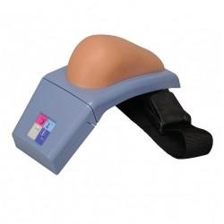 Simulátor aplikace injekce do nadloktí