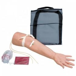 Geriatrická paže pro IV infúzi