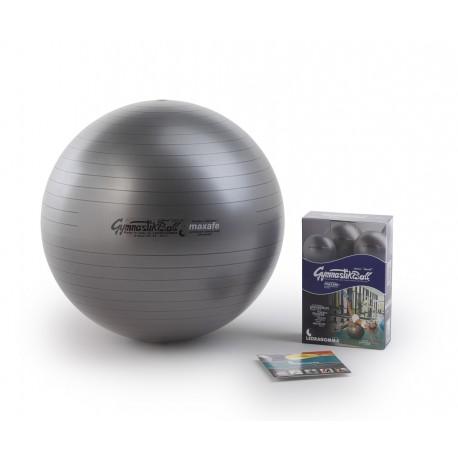 Ledragomma Gymnastik Ball Maxafe - šedá / ø 42 cm