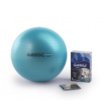 Gymnastik Ball PEZZI Maxafe - světle modrá / ø 42 cm