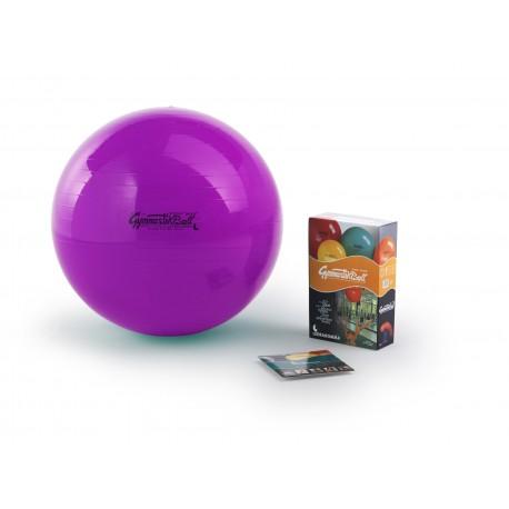 Ledragomma Gymnastik Ball Standard - fialová / ø 42 cm