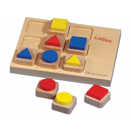 LoGeo didaktická hra