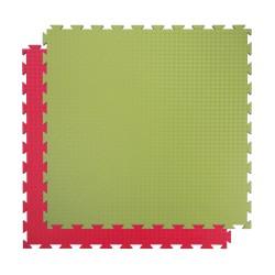 Tatami SportMat Judo 100 x 100 x 4 cm - zeleno červená