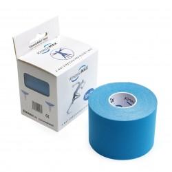 KineMAX 4Way Stretch Tape (tejpy) 5m x 5cm, modrá