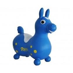 Gymnic skákací koník Rody - modrá