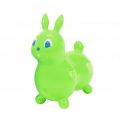 Gymnic skákací králík Raffy - zelená