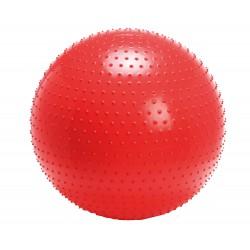 Therasensory masážní míč - ø 100 cm, červená