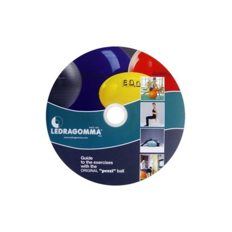 DVD - Velké gymnastické míče Ledragomma