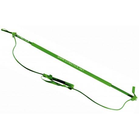 Gymstick Indoor posilovací tyč s Tubingem - zelená / silná