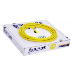 MoVeS Band Tubing posilovací guma - balení 7,5 m / žlutá / slabá