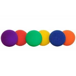 Molitanový Soft míček - Super RG30 / ø 7 cm / mix barev