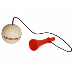 Holz-Hoerz lapač míčků - dřevěný