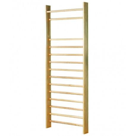 Holz žebřiny fitnessové - š 90 cm / v 220 cm / 10 příček