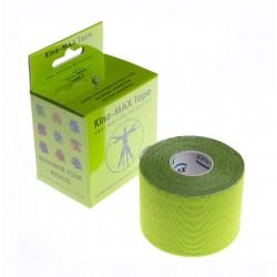 KineMAX SuperPro Rayon Tape (tejpy) 5 m x 5 cm / zelená