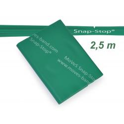 MoVeS-Band posilovací guma - balení 2,5 m / zelená / silná