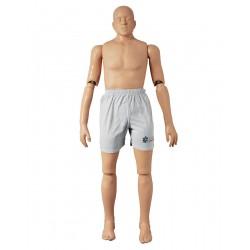 Záchranářská figurína - výška 182 cm / váha 66 kg