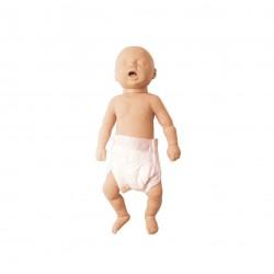 Figurína tonoucího se novorozence