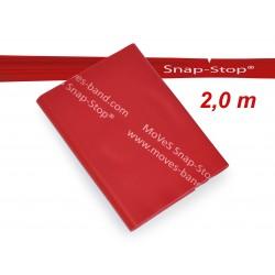 MoVeS-Band posilovací guma - balení 2 m / červená / středně silná