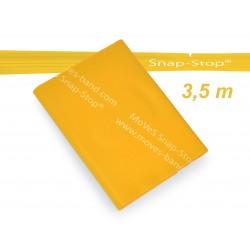 MoVeS-Band posilovací guma - balení 3,5 m / zlatá / max. silná