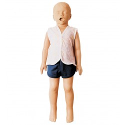 Figurína tonoucího se tříletého dítěte