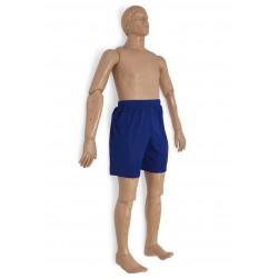 Figurína tonoucího se dospělého člověka