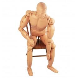 Flexibilní záchranářská figurína Randy 9000