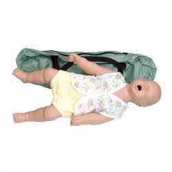 Figurína dusícího se 9 měsíčního dítěte