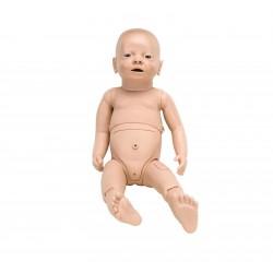Ošetřovatelská figurína novorozence