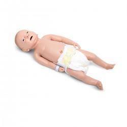 Chlapecký model kojence k ošetřování