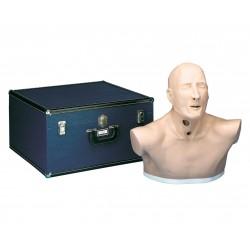 Simulátor tracheostomické péče