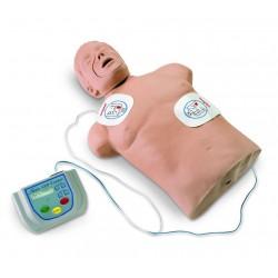 Trenažér AED s figurínou Brad - CPR