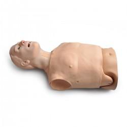 Simulátor HAL s CPR - se zvuky srdce a plic
